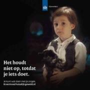 Nieuwe campagne tegen huiselijk geweld